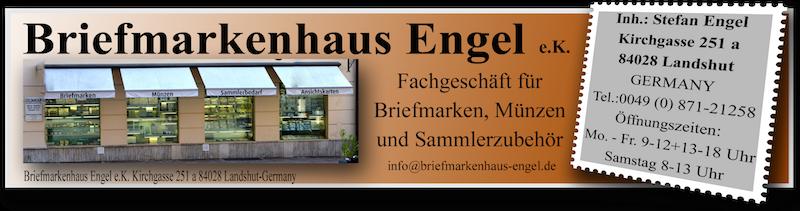 Briefmarkenhaus Engel