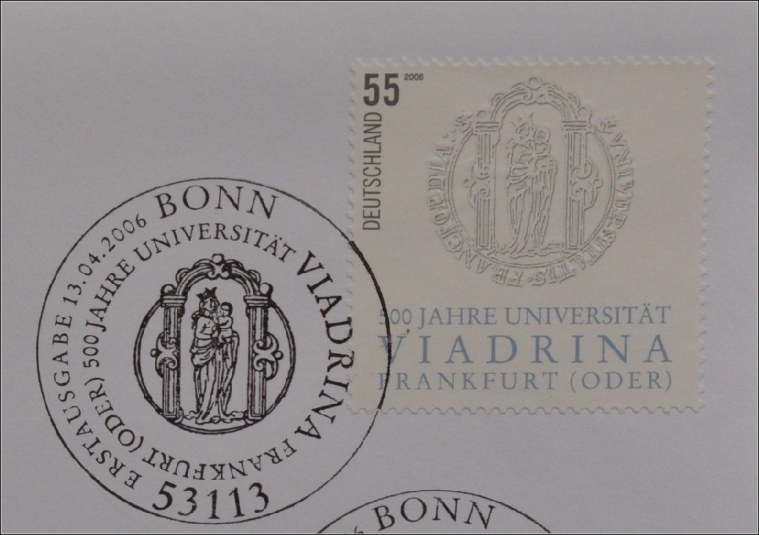 541-543 Esst Europa WunderschöNen Vatikan Fdc Minr