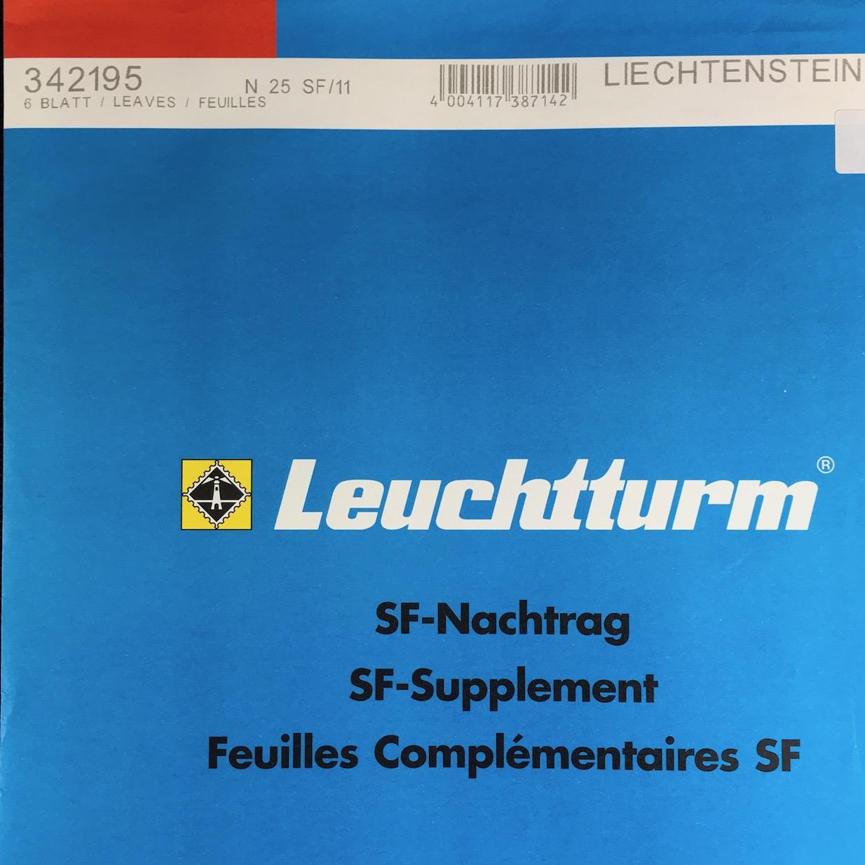 Leuchtturm SF-Nachtrag Schweiz 2019