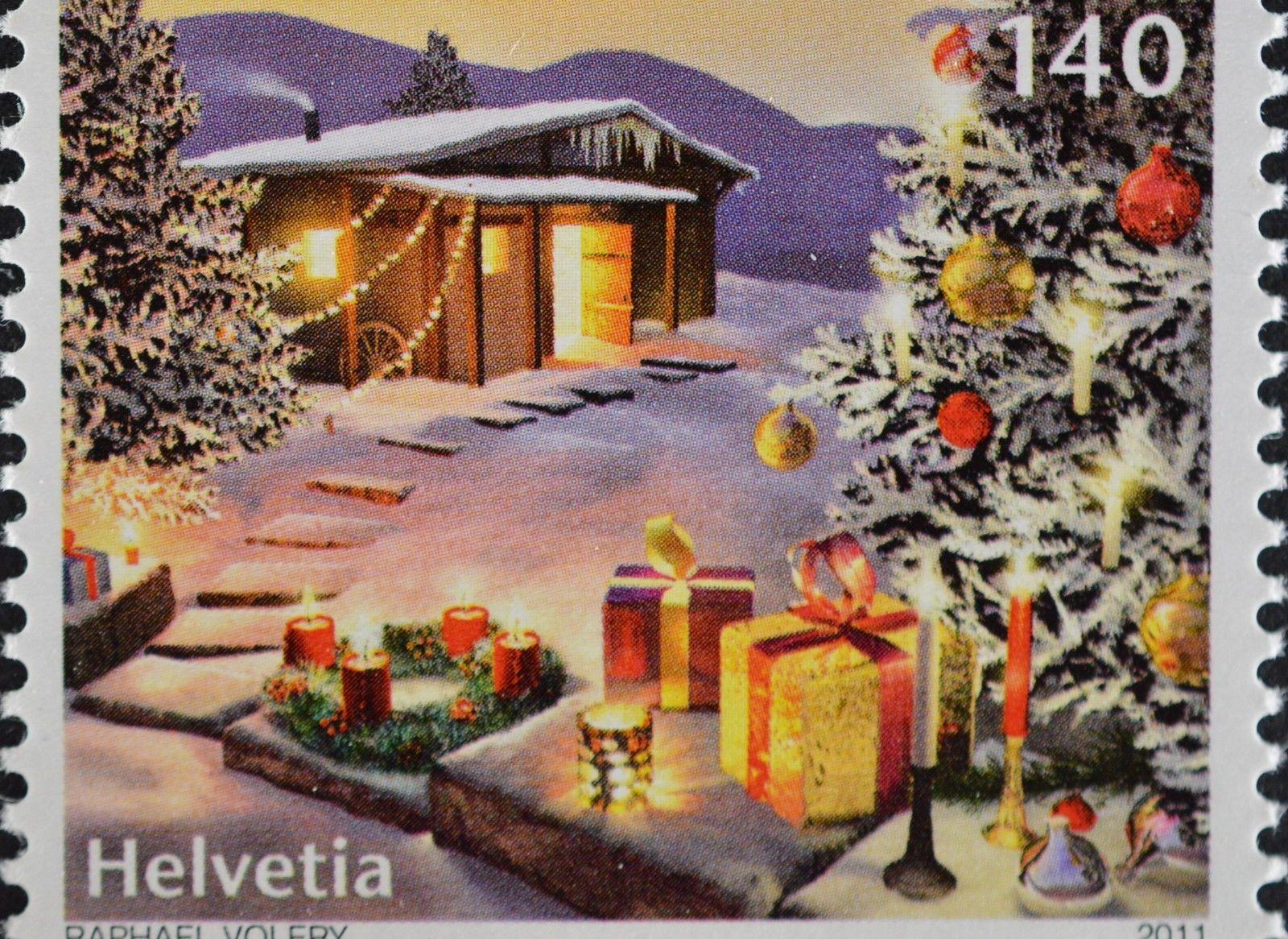 schweiz 2011 michel nr 2224 26 postfrisch weihnachten. Black Bedroom Furniture Sets. Home Design Ideas