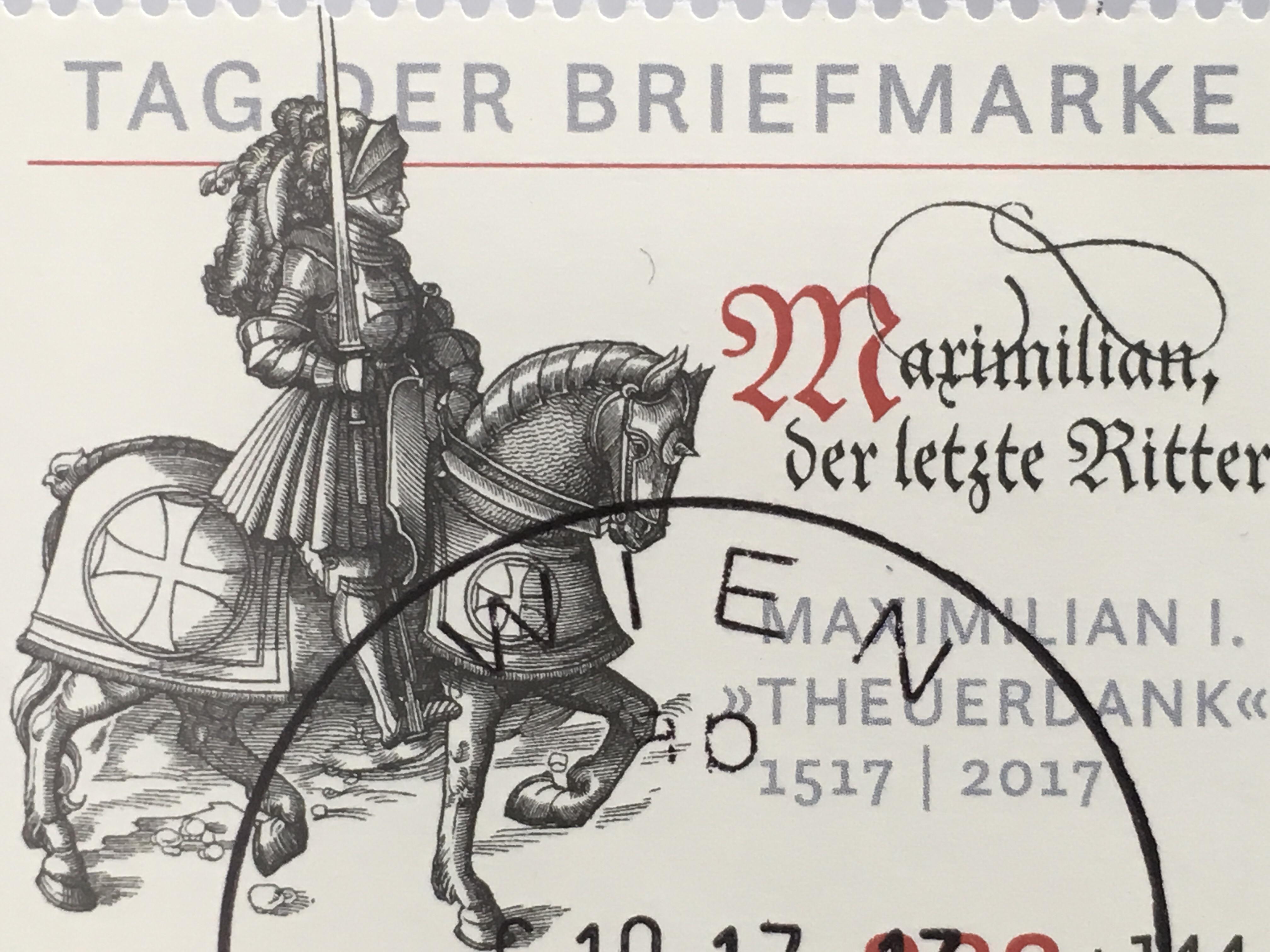 Maximilian Der Letzte Ritter