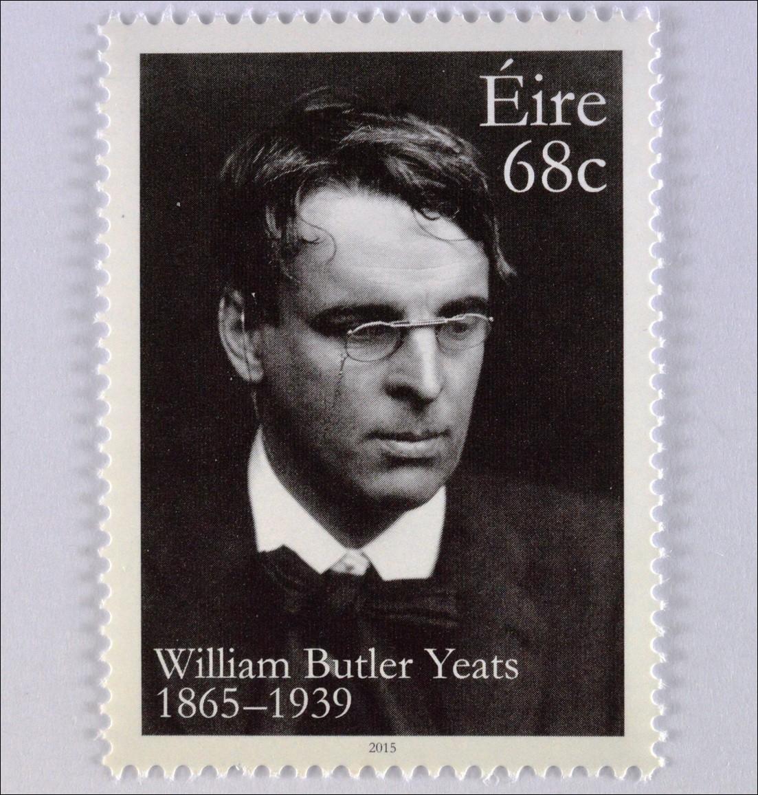 Irland ire 2015 michel nr 2135 150 geburtstag william for Butlers landshut